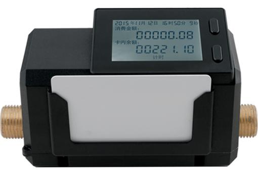 刷卡水控一体机